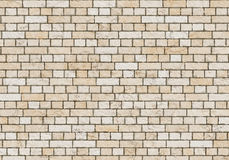 Vintage old antique brick wall backgrounds Royalty Free Stock Image
