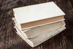 Vintage old books Stock Photo