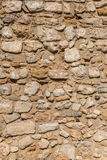 Vintage Old Brick Stone Wall. Background Texture Stock Photo