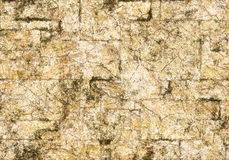 Vintage old brick wall pattern Royalty Free Stock Images