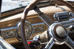 Vintage old car Stock Photography