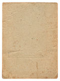 Vintage old cardboard background Royalty Free Stock Image
