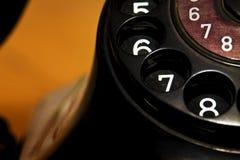 Vintage Old Classic Telephone Communication Device Stock Image