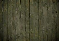 Vintage old dark wood background Stock Image