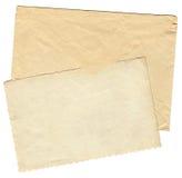 Vintage old envelope Royalty Free Stock Image