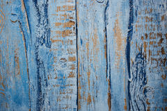 Vintage old grunge blue background. Stock Photo