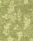 Vintage old house wall paper Stock Images