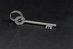 Vintage old metal key Royalty Free Stock Image