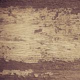 Vintage Old painted cracked peeling wood texture Stock Photos