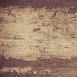 Vintage Old painted cracked peeling wood texture Stock Photos
