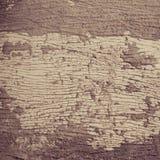 Vintage Old painted cracked peeling wood texture Royalty Free Stock Photo