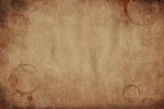Vintage Old Paper Royalty Free Stock Photo