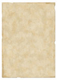 Vintage old paper texture. Rectangle vintage old paper texture royalty free illustration