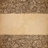 Vintage old paper texture background Royalty Free Stock Photos