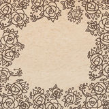 Vintage old paper texture background Stock Images