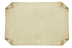 Vintage old paper Royalty Free Stock Photography