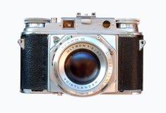 Vintage - Old photo camera Stock Photography