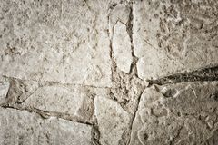 Vintage old stone wall, rough texture of the cobblestone,decorat. Vintage old stone wall, rough texture of the cobblestone decorat ,natural Royalty Free Stock Photography