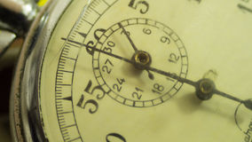 Vintage old stopwatch Royalty Free Stock Photo