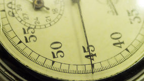 Vintage old stopwatch Royalty Free Stock Photos