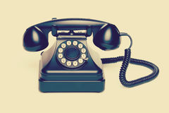 Vintage Old Telephone Royalty Free Stock Images