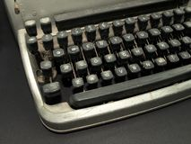 Vintage old type writer Stock Images