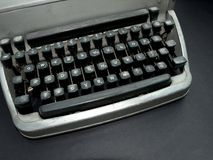 Vintage old type writer Royalty Free Stock Photo