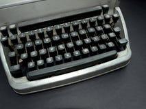 Vintage old type writer Royalty Free Stock Photo