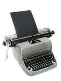 Vintage old type writer Royalty Free Stock Photos