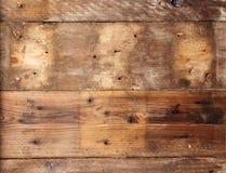 Vintage old wood background. stock image