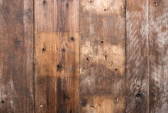 Vintage old wood background. stock photos