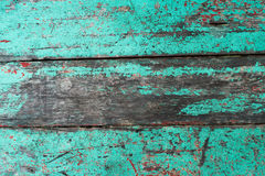 Vintage old wood background surface texture with knot and nail h Stock Images
