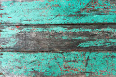 Vintage old wood background surface texture with knot and nail h Stock Photography