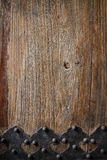 Vintage old wood texture. Stock Images