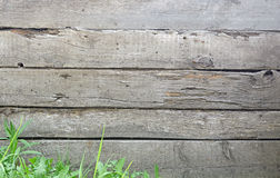 Vintage old wooden fence Stock Photos