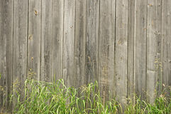 Vintage old wooden fence Stock Photo