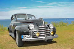 Vintage olds oldsmobile car Stock Photo