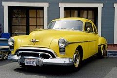 Vintage Oldsmobile Stock Photography