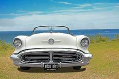 Vintage oldsmobile Stock Image