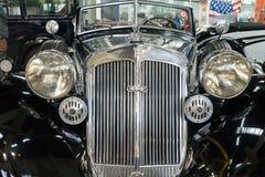 Vintage oldtimer car Stock Photo