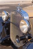 Vintage Oldtimer Ford Model A. Maribor, Slovenia - May 12 2018: Vintage Oldtimer Ford Model A on display at public gathering of owners and fans of classic Royalty Free Stock Photography