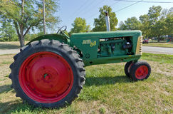 Vintage Oliver Tractor Royalty Free Stock Photo