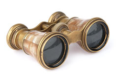 Vintage opera glasses Royalty Free Stock Images