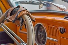 vintage orange royalty free stock photos