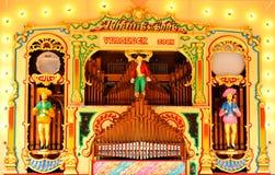 Vintage organ Stock Images
