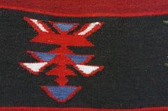 Vintage,   oriental, colorful handmade traditional woolen rug 2 Stock Photo