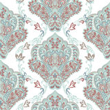 Vintage oriental ornament pattern Royalty Free Stock Images