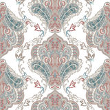 Vintage oriental ornament pattern Royalty Free Stock Photography