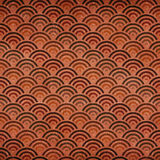 Vintage oriental style circles pattern Stock Photos