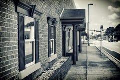 Vintage Orlando Office Building Foto de archivo libre de regalías